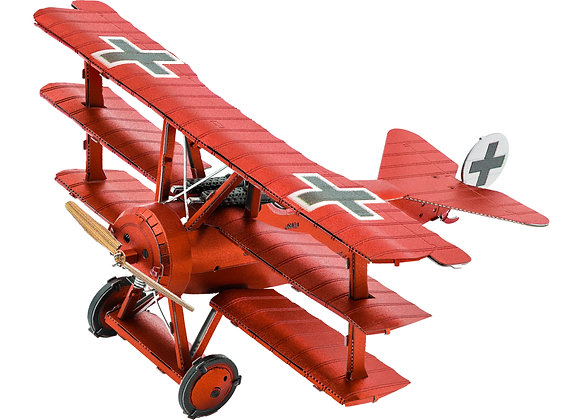 Metal Earth Steel Model Kit Fokker DR.I Triplane