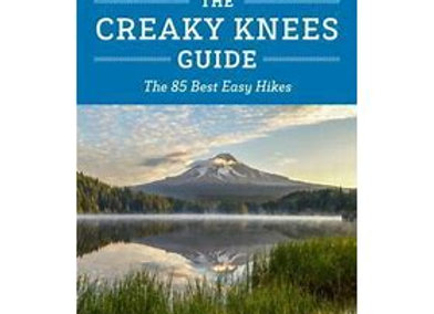 """""""The Creaky Knees Guide"""" Oregon 2nd addition paperback"""