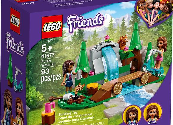 Friends Forest Waterfall