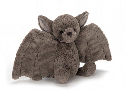 """Jellycat Bashful Bat small 7"""""""