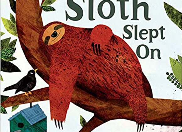 Sloth Slept On (Board Book)