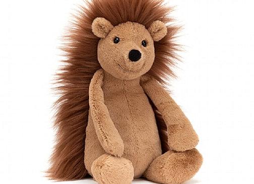 "Jellycat Bashful Hedgehog Medium 12"""