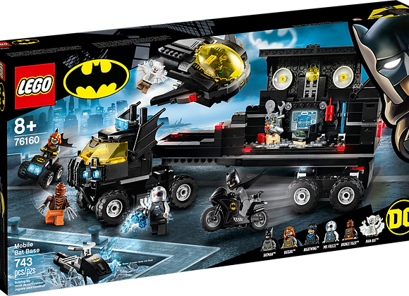 LEGO Mobile Bat Base