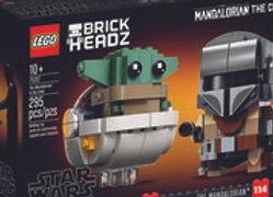 LEGO The Mandalorian & The Child
