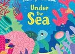 Usborne: Little lift and look Under the Sea (Board Book)