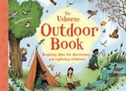 The Usborne Outdoor Book (hard cover)