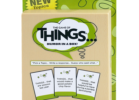 Game of Things Travel/Expansion pack