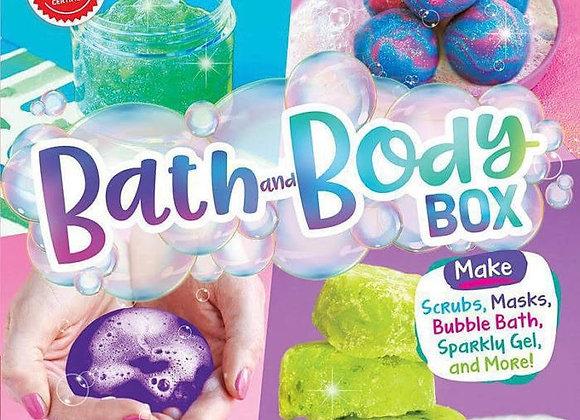 Klutz Bath and Body Activity Box