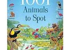 Usbourne 1001 Animals To Spot