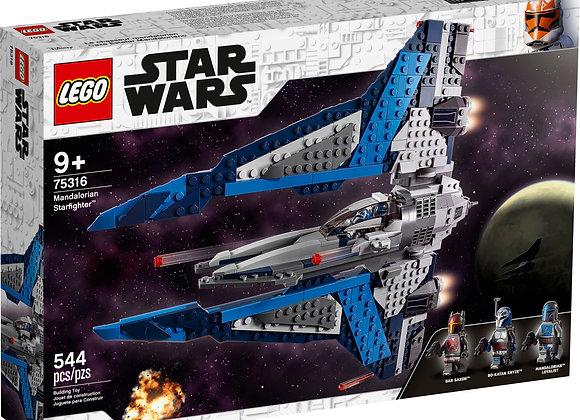 Star Wars Mandalorian Starfighter