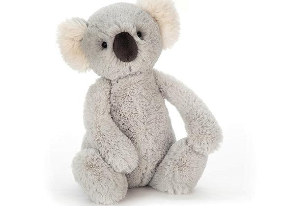 "Jellycat Bashful Koala Medium 12"""