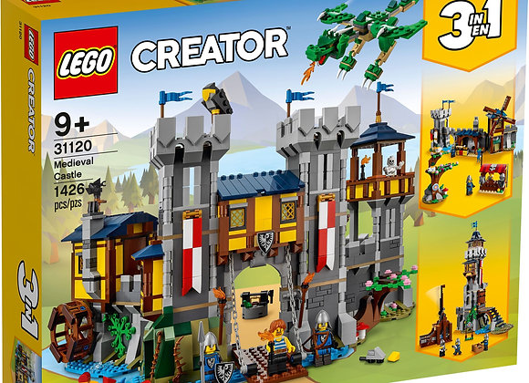 Creator Medieval Castle