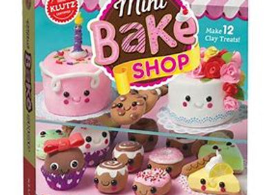 Klutz Mini Bake Shop (Art & Craft Kit)