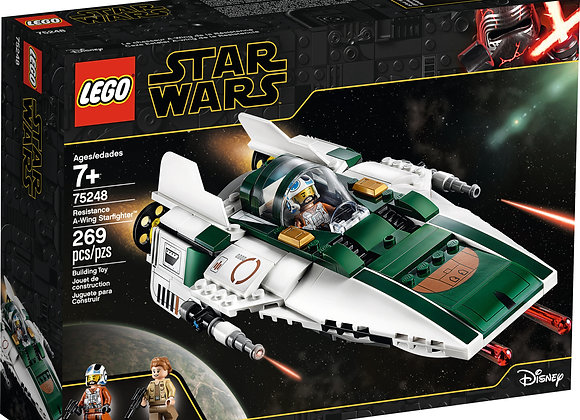 Star Wars Resistance X Wing Fighter