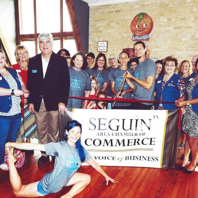 Hello Seguin... we are Human Kindness!