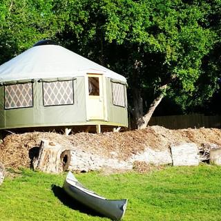 Yoga Yurt