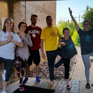 Yoga @ Mosaic