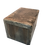 Thumbnail: EBONY STAINED MAPLE WOODEN LEO BURIAL URN