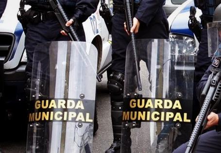 Não à militarização da vida em Niterói, Guarda Municipal não é polícia