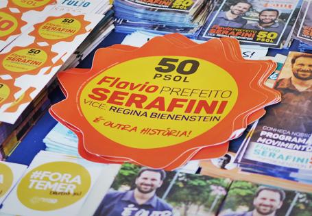 Saiba como construir as campanhas do PSOL em Niterói