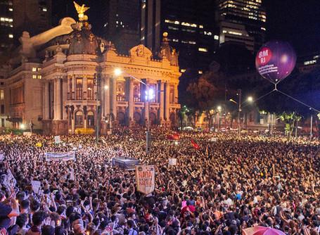8 de Março - Manifesto das Mulheres do Rio de Janeiro