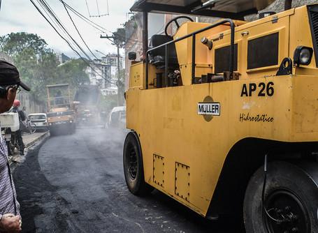 Rodrigo Neves asfalta ruas e antecipa pagamento de servidores às vésperas das eleições