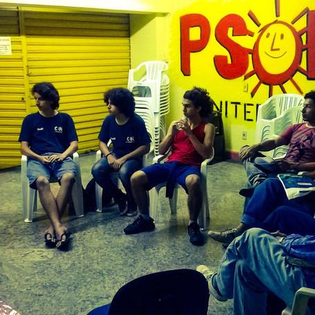 Apresentação - Conheça o PSOL Niterói!