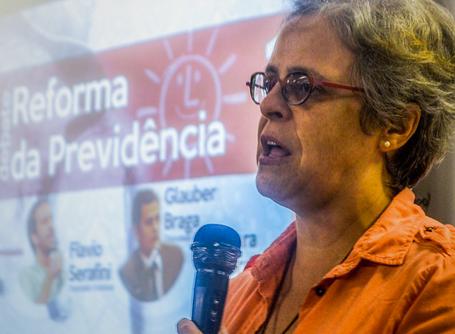 PSOL realiza debate sobre Reforma da Previdência na UFF