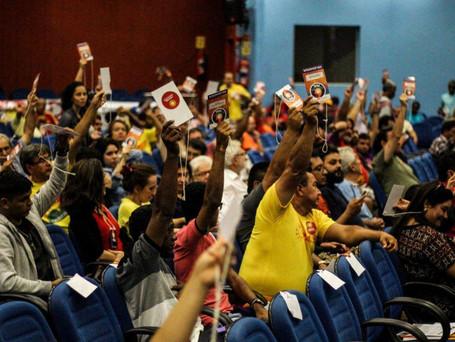 Congresso Nacional do PSOL : Votação em Niterói será no dia 21 de agosto .