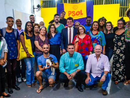 Novo Diretório Municipal é empossado, confira nominata completa