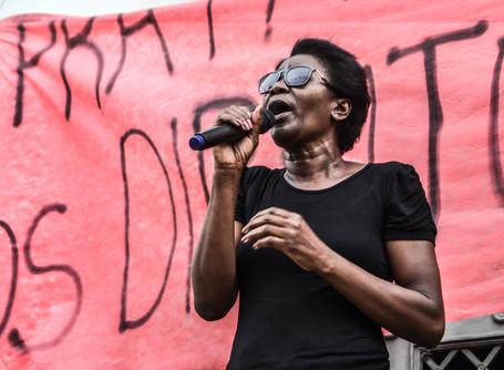 Movimentos realizam ato em defesa dos Direitos Humanos na Câmara Municipal de Niterói
