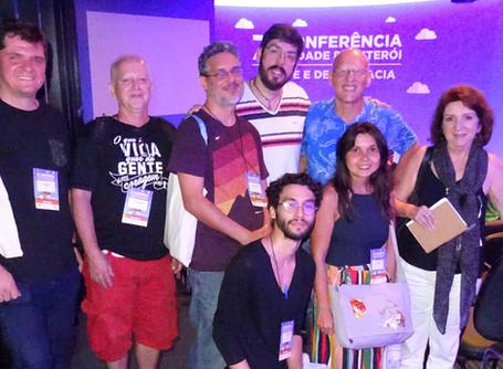 PSOL participa da Conferência da Cidade de Niterói