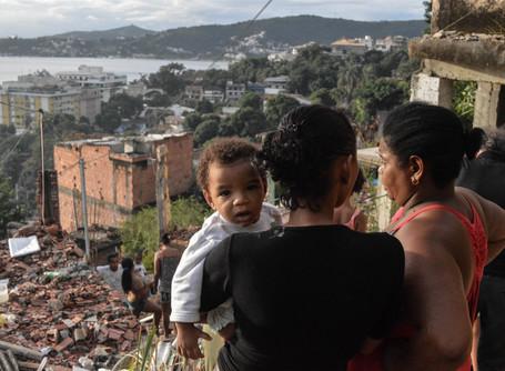 Terra instável: áreas de risco evidenciam déficit habitacional em Niterói