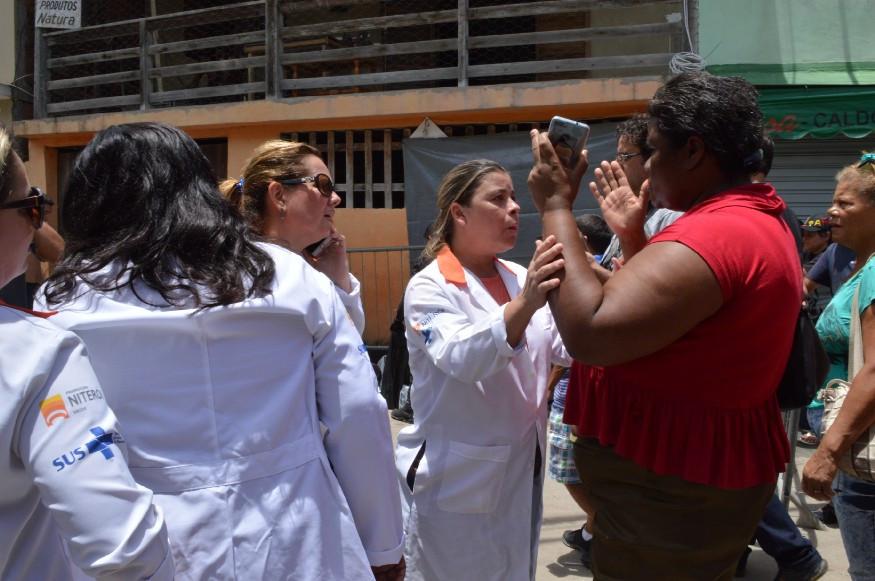Familiares buscam informações na área da tragédia de Boa Esperança | Foto de Eduarda Hillebrandt