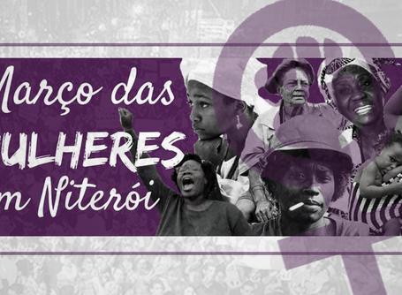 'Março das Mulheres em Niterói' terá programação feminista durante todo o mês