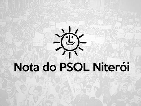 Nota em solidariedade ao companheiro Leila do PSOL Niterói