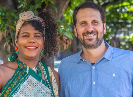 Josiane Peçanha formará chapa com Serafini à prefeitura de Niterói