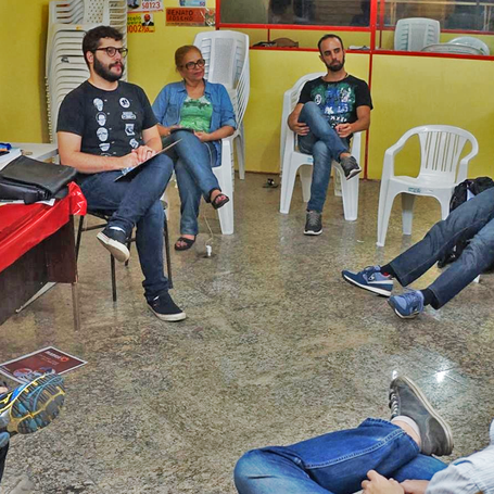 Núcleo Frei Tito realiza reunião preparatória para 5º Encontro Municipal