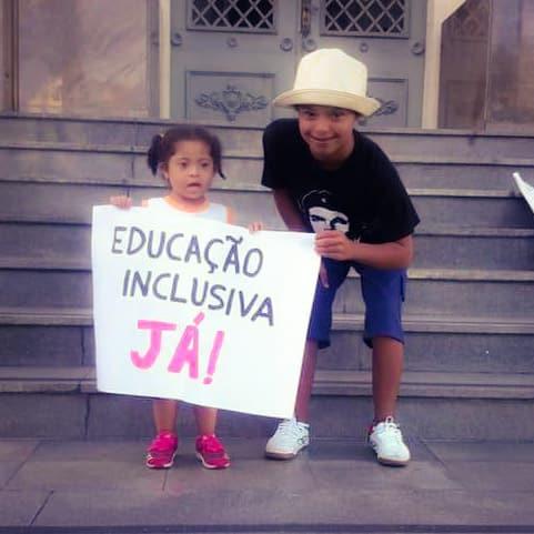 Foto: Ato na Prefeitura de Niterói em 2018/Andrew Costa