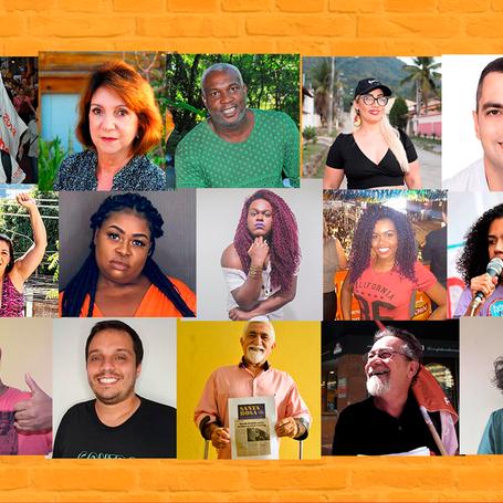 Conheça as pré-candidaturas a vereador/a do PSOL Niterói em 2020