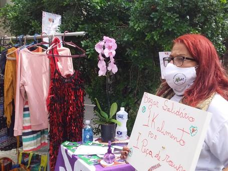Varal Solidário: Setorial de Mulheres do PSOL Niterói, organiza campanha de solidariedade.