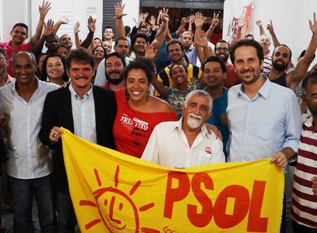 PSOL está de casa nova em Niterói