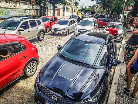 Niterói terá nova carreata 'Fora Bolsonaro' este domingo