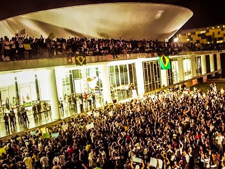 #OcupaBrasília | Após greve geral, trabalhadores vão ocupar Congresso Nacional contra reformas