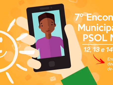 7º Encontro Municipal do PSOL Niterói