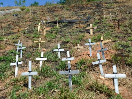 10 anos da tragédia no Bumba e favelas continuam ameaçadas