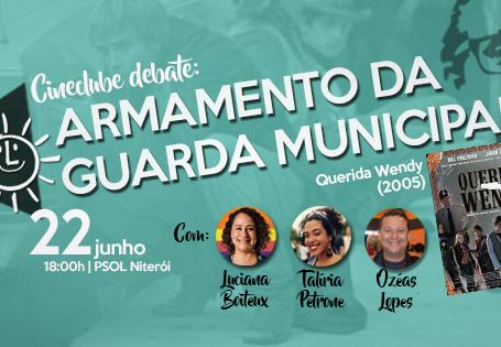 "Cineclube exibirá ""Querida Wendy"" em debate sobre armamento da Guarda Municipal"