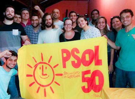 """""""Zona Norte em nossas mãos"""" - Conheça o novo núcleo do PSOL Niterói"""