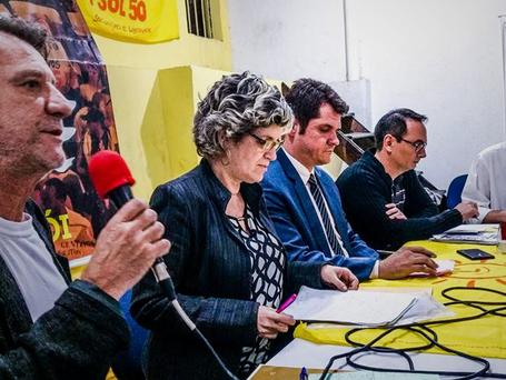 PSOL Niterói debate a economia brasileira em tempos de crise