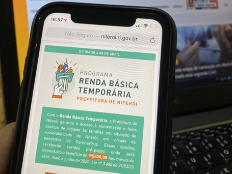PSOL apresenta projeto para reabrir cadastro da Renda Básica